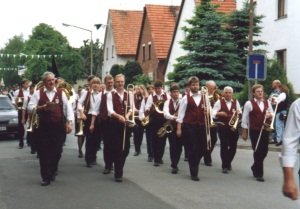 Musikverein Sommersell: Pfingsten 1993