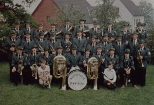 Musikverein Sommersell: 1983
